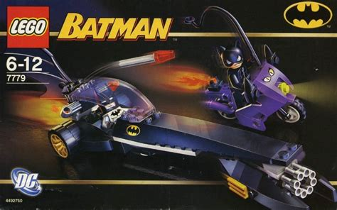 Lego Batman 7779 bricker part lego 55706 wing 8 x 10