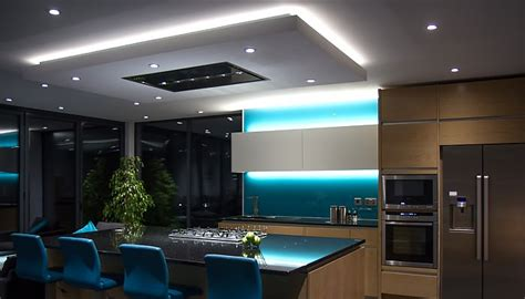 Kitchen Lighting Ideas Uk by Led Strip Lights Amp Led Tape Lights