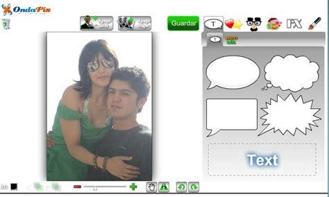 decorar fotos en linea gratis ondapix decorar fotos con ondapix