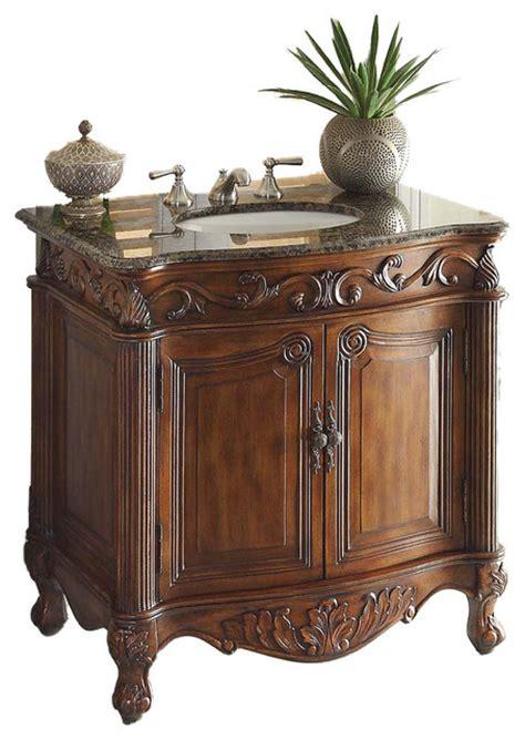 Traditional Vanity by Bathroom Vanity 32 Quot Traditional Bathroom