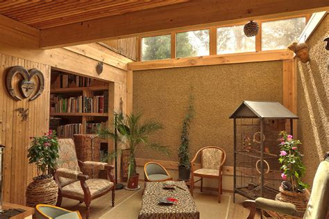 uccle atelier ossature bois paille argile interieur 06