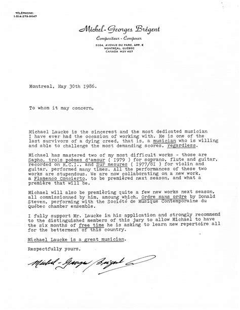 Regret Letter Wiki michel georges br 233 gent wikip 233 dia