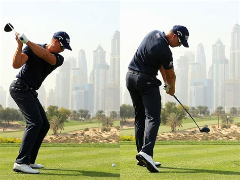 golf swing analysis henrik stenson golf swing analysis golf monthly