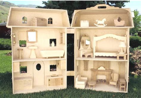 wood barbie doll furniture woodworking plans blueprints