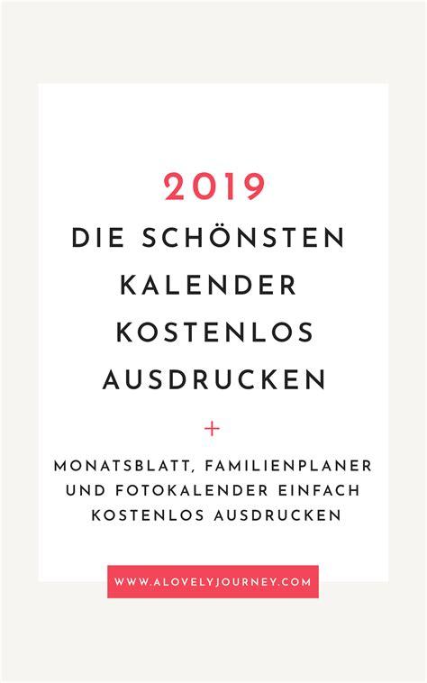 monatsblaetter zum ausdrucken kalender