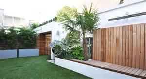 Wall Trellis Design Living Room Garden Design In London Bamboo Landscaping