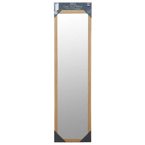 The Door Mirrors by B M Door Mirror 120 X 30cm 270480 B M