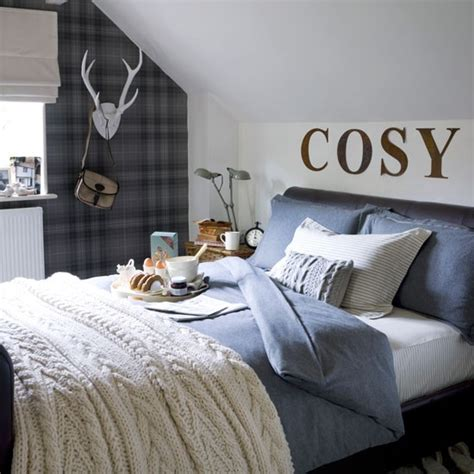 bedroom retreat ideas cosy bedroom retreat with a masculine feel instant