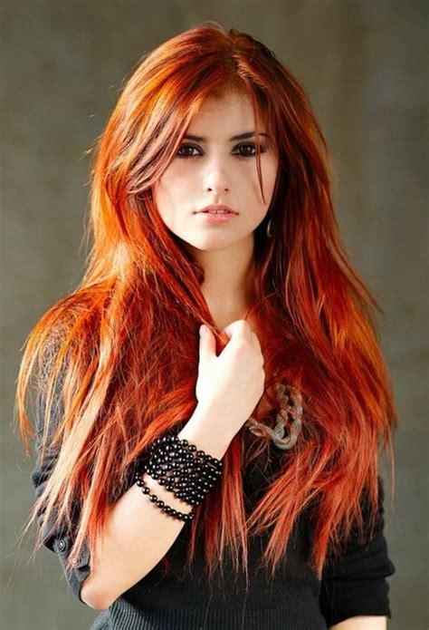 red hair color for women in their thirties couleur de cheveux acajou 64 photos pour choisir votre
