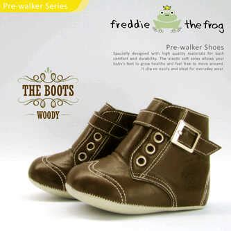 Freddie The Frog Shoes Rocky Boots prewalker boots by freddie the frog jce shop