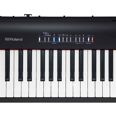 Keyboard Roland 3 Jutaan roland fp 30 digital piano black at gear4music