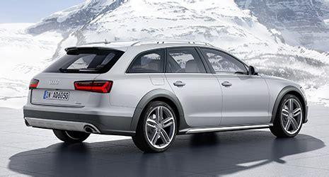 Audi A6 Allroad 3 0 Tdi Technische Daten by Audi A6 Allroad Quattro 3 0 Tdi Quattro 204 Ps Automatik