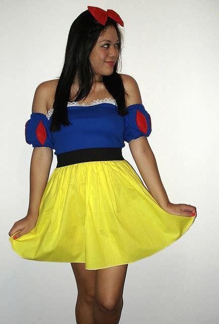 Handmade Snow White Costume - snow white costume diy www imgkid the image