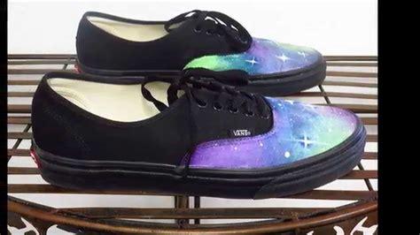 diy custom vans shoes diy custom painted galaxy vans
