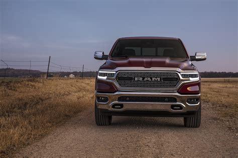 camioneta ram 2018 new 2019 ram 1500 debuts with touchscreen hybrid