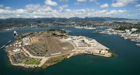File:Aerial view of Ford Island Pearl Harbor 2013