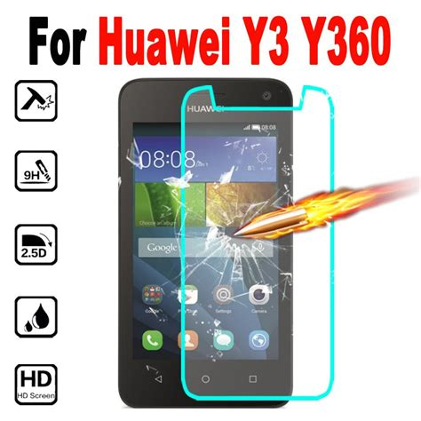 Tempered Glass Huawei Y3 jual tempered glass huawei y3 y360 anti gores kaca di lapak begonia accessories