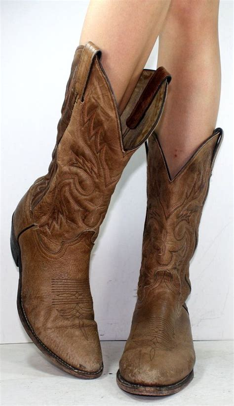 Country Boots Brown Simple brown boots boots and on