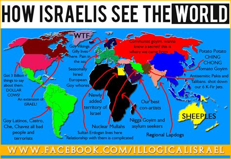 The World I See how israelis see the world truthaholics