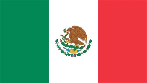 free printable mexican flag