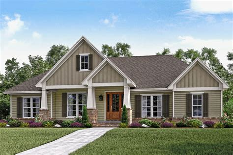 craftsman style house plan 3 beds 2 5 baths 1971 sq ft craftsman style house plan 3 beds 2 5 baths 2151 sq ft