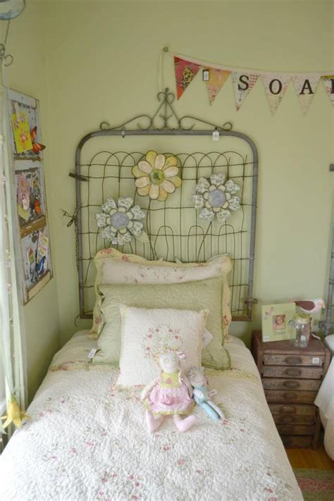 garden gate headboard garden gate headboard home decor pinterest