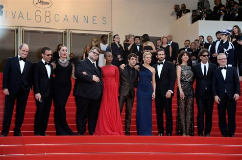 cannes lion film festival cannes jury in opening ceremony awards daily