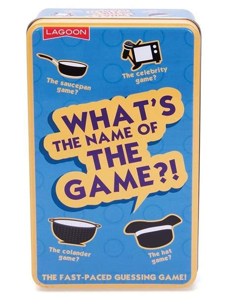 what s what s the name of the game images at mighty ape australia