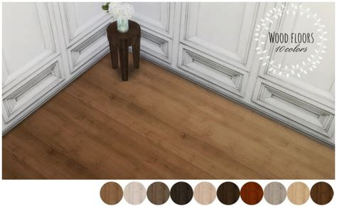 Cc Flooring by Wood Floors At Mio 187 Sims 4 Updates