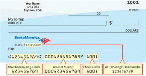 routing number bank of america bank of america routing number direct deposit