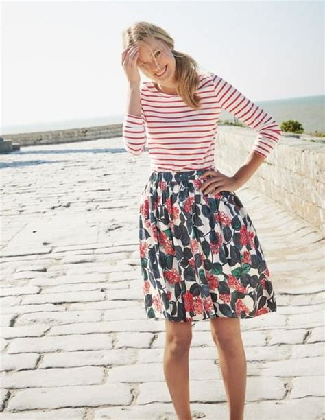 best floral print skirt 2018 fashiontasty