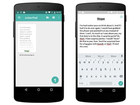 best android apps for writers and writing in 2017 goandroid - Writing Android Apps