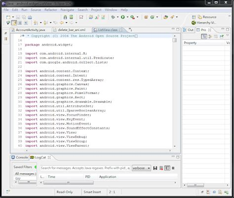 layoutinflater source 雜技本 android程式開發 四月 2012