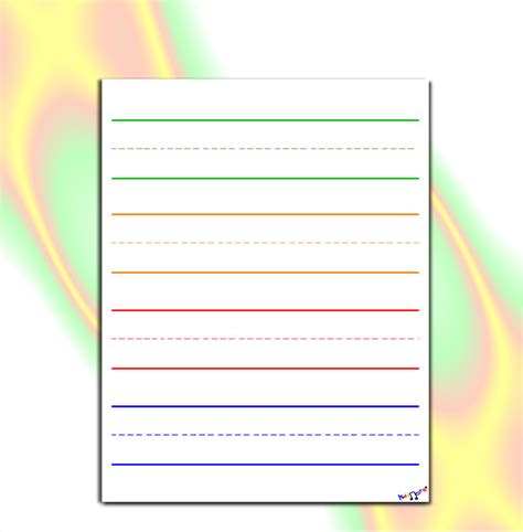i was writing a paper on the pc image elementary lined writing paper pc android