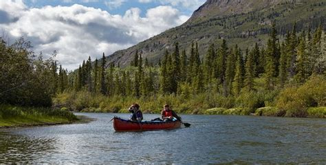 yukon canoes canoeing the yukon river