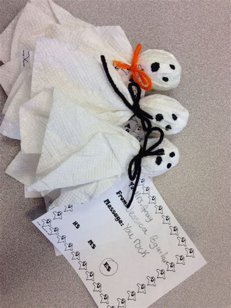 gram ideas for school made quot ghost grams quot for a school fundraiser this worked