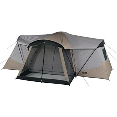 3 Room Tent With Screened Porch by Ridgeway By Kelty Sonoma Cabin Dome Tent With