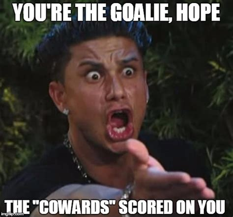 Hope Solo Memes - quot its ok to be a coward if you win quot imgflip
