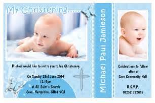 baby boy christening invitation template invitation librarry