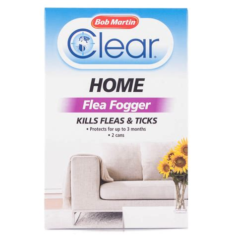 bob martin clear home flea fogger chemist direct