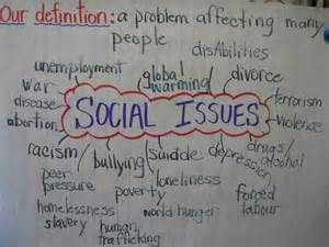 Social Problem Essay Exle by Essay On Environment And Social Issues