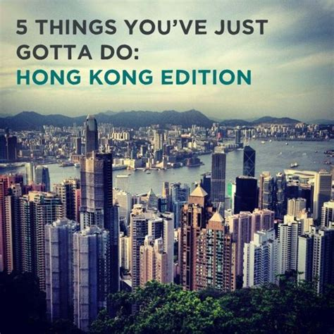 things to do in hong kong with top 5 things to do in hong kong travel hong kong