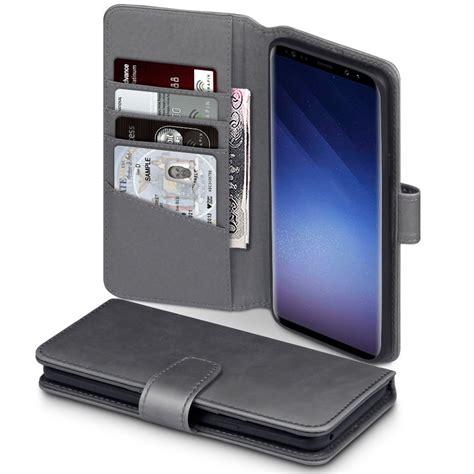 Samsung Galaxy S9 Plus S9 Premium Softcase samsung galaxy s9 plus genuine leather wallet