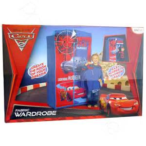 disney cars 2 wardrobe bedroom furniture new boxed ebay