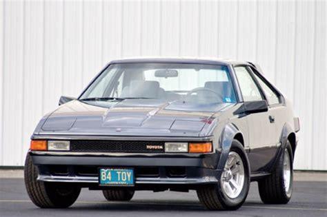 toyota supra top speed 1982 1986 toyota supra review top speed