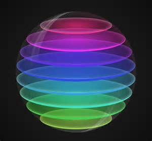 color sphere tip create a colorful sliced sphere to use as a