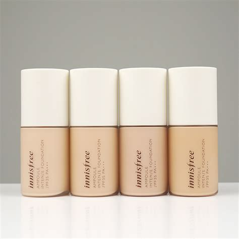 innisfree my foundation c21 pink beige 15 30ml daftar