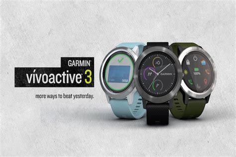 Majalah Jam Tangan Indonesia majalah ict garmin hadirkan v 237 voactive 3 jam tangan pintar gps yang dilengkapi dengan elevate