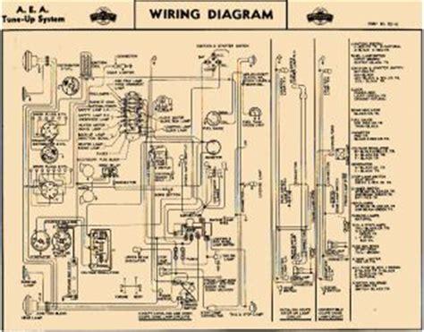 1953 pontiac wiring diagram