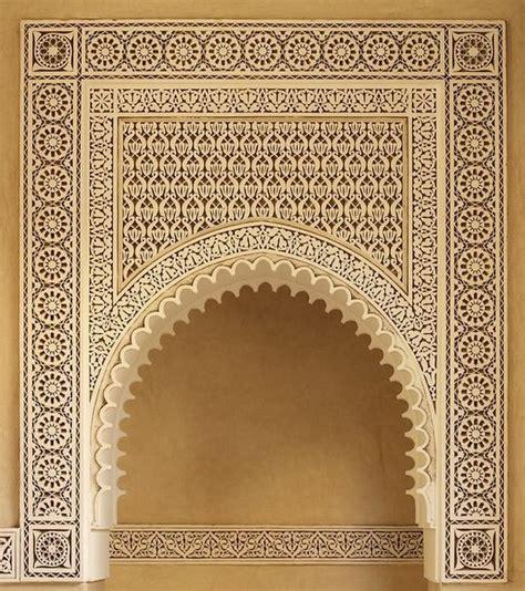 moroccan architecture islamic arts designs pinterest moroccan stucco arch oriental pinterest in love